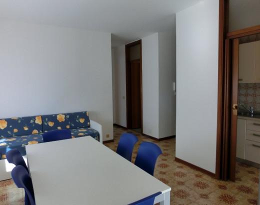 CAVALLINO SUD CONDOMINIO  - Trilocale  6 pax