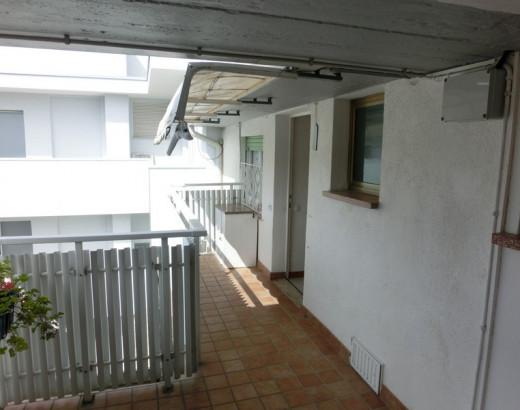 Trilocale con ampio terrazzo e acqua aperta tutto l'anno - Apartment